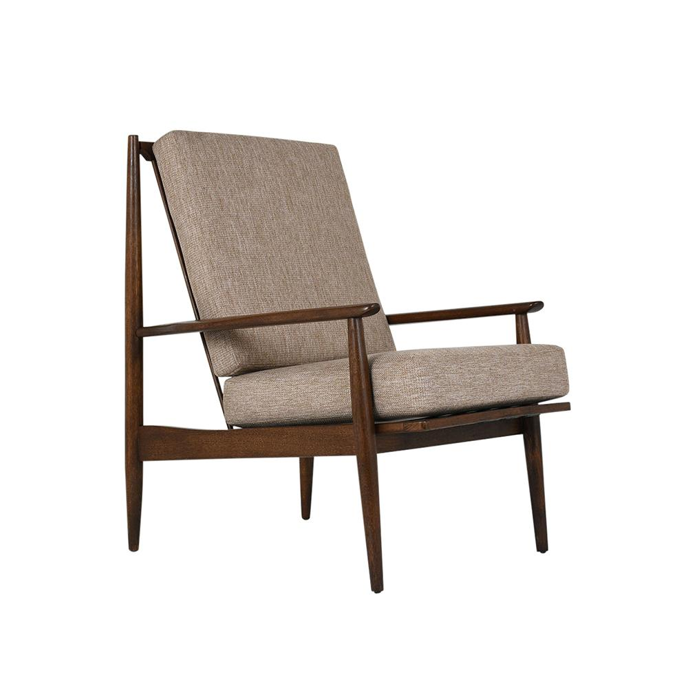 Magnificent Mid Century Modern Lounge Chair Gmtry Best Dining Table And Chair Ideas Images Gmtryco