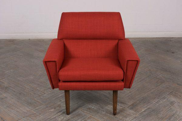 Kurt Ostervig Danish Style Lounge Chair