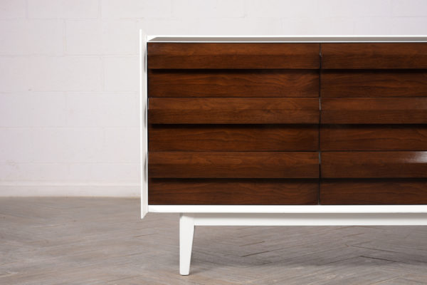 Mid century, Chest of Drawers, Modern, Lacquered, Danish